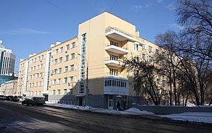 Serebrennikovskaya Street 16, Novosibirsk 02.jpg