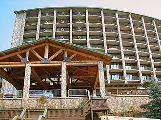 Seven Springs Mountain Resort - Image: Seven Springs (247238571)