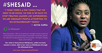 SheSaid campaign postcards featuring Alicia Garza.jpg