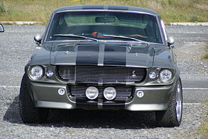 """Shelby Mustang GT500 """"Eleanor"""" (one ..."""