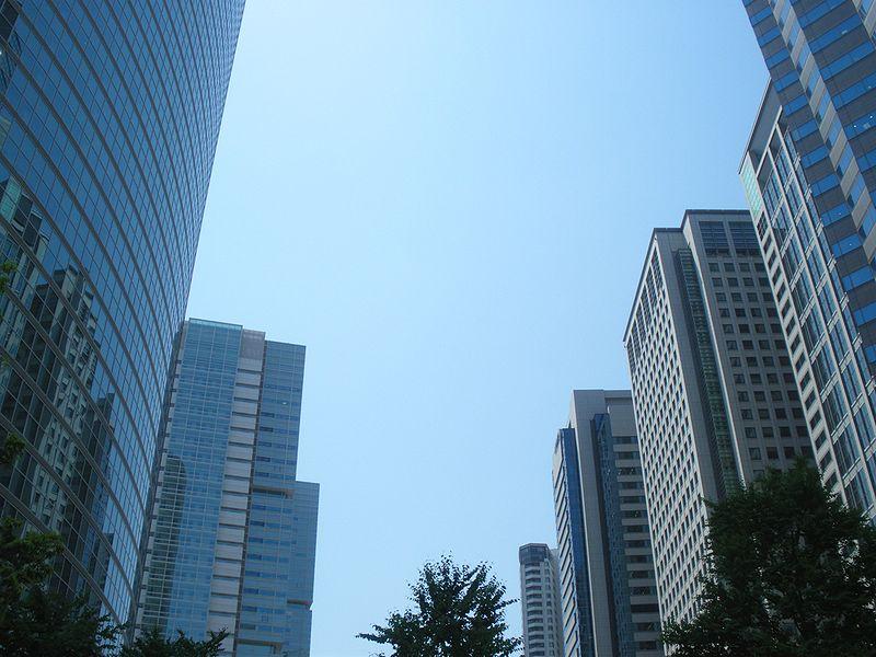 File:Shinagawa intercity and shinagawa grandcommons tokyo japan 2009.JPG