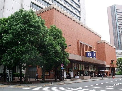 Shinbashi Enbujo Theatre 2010 05a