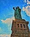 Shine of Statue of Liberty.jpg