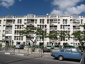 Shmuel HaNavi (neighborhood) - Shmuel HaNavi apartments