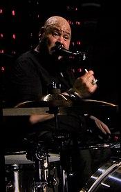 Abe Laboriel Jr. American session drummer
