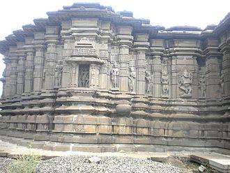 Nanded district - Sidhheshwar Temple near Hottal, Nanded district