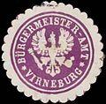 Siegelmarke Bürgermeister-Amt Virneburg W0383499.jpg