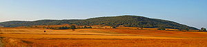 Atapuerca Mountains - Atapuerca Mountains panorama