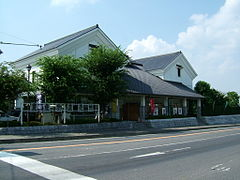 "Sightseeing product building of the roadside station ""Sakai""(Ibaraki,Japan).JPG"