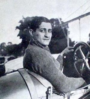 Italians in Paraguay - Image: Silvio Pettirossi 1914 crop