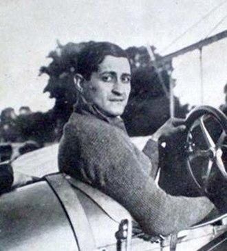 Silvio Pettirossi - Silvio Pettirossi in 1914