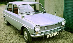 Simca 1100 near Oban photo 1974.jpg