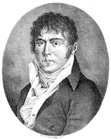 Johann Simon Mayr (Source: Wikimedia)