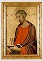 Simone Martini (Italian (Sienese) - St. Luke - Google Art Project.jpg