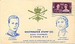 Single stamp cover celebrating the 1937 Coronation of King George VI.jpg