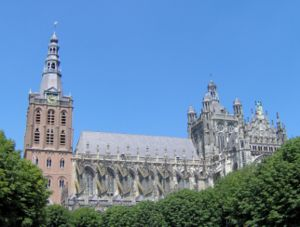 Roman Catholic Diocese of 's-Hertogenbosch - Cathedral Basilica of Saint John the Evangelist