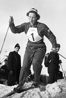 Sirkka Polkunen cross-country skier