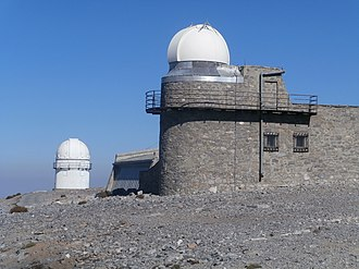 University of Crete - Skinakas Observatory on the Mount Ida: research facility of the University of Crete and the Foundation for Research & Technology – Hellas