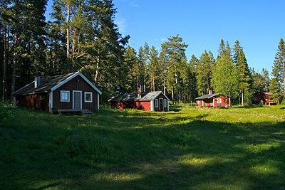 Näskebodarna, fd. fäbodvall