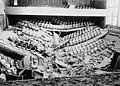Skutki wybuchu w auli WSP w Opolu 6 X 1971.JPG