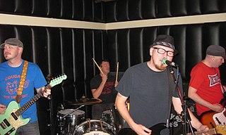Smoking Popes American pop punk band