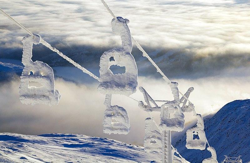 Swedish ski lift