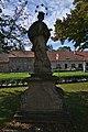 Socha svatého Jana Nepomuckého, Svitávka, okres Blansko.jpg