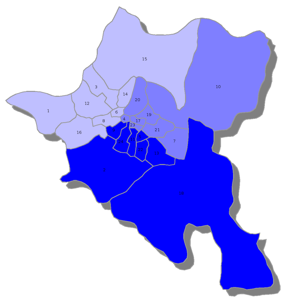 Sofia-Electoral-Regions-Numbered