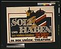Soll und Haben des Kriegs-jahres 1917 - in den Union-Theatern LCCN2004665860.jpg