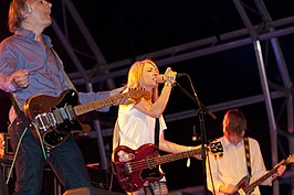 Sonic Youth in 2009