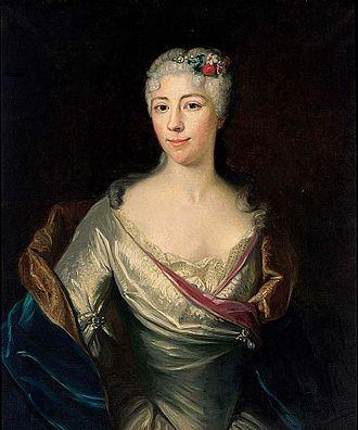 William Henry, Prince of Nassau-Saarbrücken - Image: Sophie zu Erbach (1725 1795)