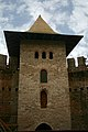 Soroca Fort, Main Tower, from the inside..JPG