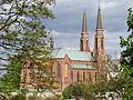 Sosnowiec, kościół pw. św. Joachima, 1848, 1893-1908 03.JPG
