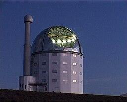 telescope african southern salt teleskoop south sutherland largest africa groot suider afrikaanse sudafricano telescopio grootste telescopes wikipedia observatory optical gran