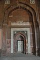 Southernmost Mihrab - Qila-e-Kuhna Masjid - Old Fort - New Delhi 2014-05-13 2874.JPG