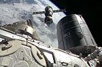Soyuz TMA-07M spacecraft undocks from the station.jpg