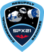 SpaceX CRS-21 Patch.png