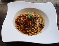 Bolognese Sauce Facts For Kids Kidzsearch Com