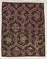Spain, 16th century - Fragment of Silk Damask - 1928.184 - Cleveland Museum of Art.jpg