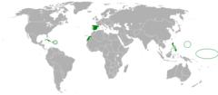 Spain in 1898