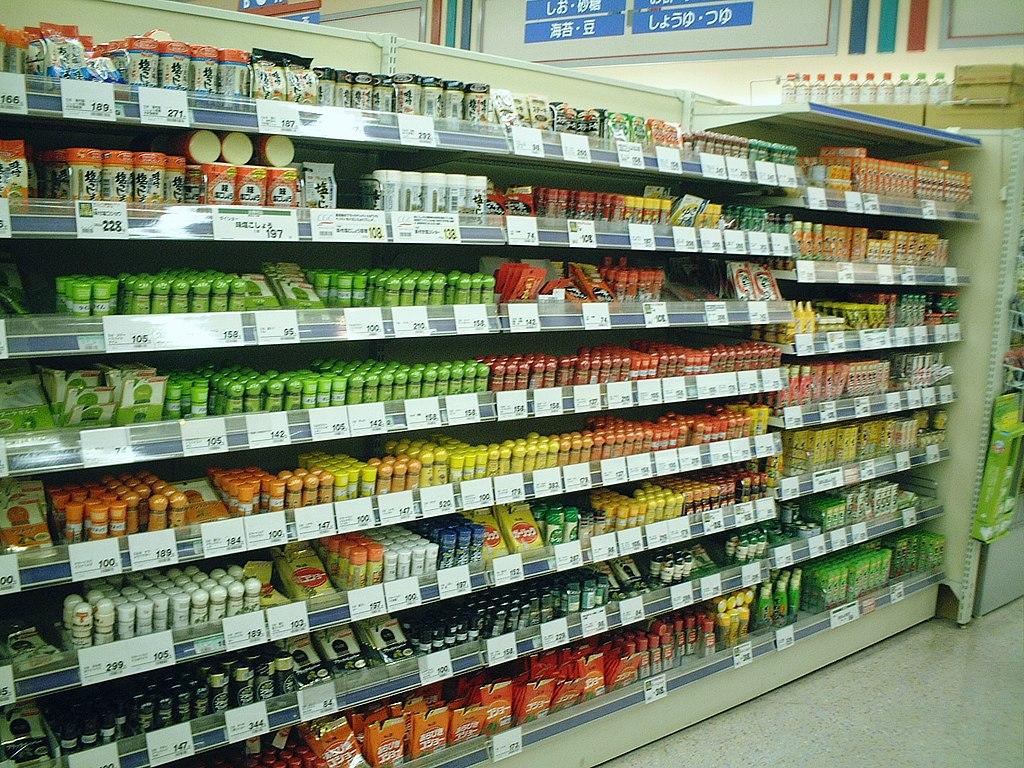 Imported Food Market Utah