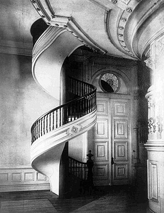 The House of the Lord - Image: Spiralstaircase SLT3b 18940u