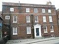 Splendid Georgian house in Chesil Street - geograph.org.uk - 1540888.jpg
