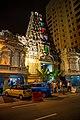 Sri Mahamariamman Temple, Kuala Lumpur. Gopuram. 2019-12-10 22-03-24.jpg