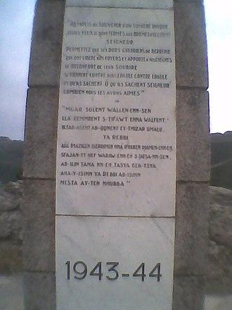 Libération de la Corse : La Bataille des Cols . 330px-St%C3%A8le%2C_col_de_Teghime