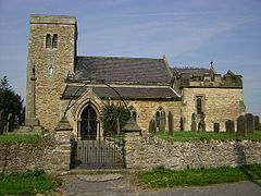 St.Lawrence and St.George's church, Springthorpe, Lincs. - geograph.org.uk - 47891.jpg
