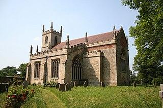 Doddington, Lincolnshire village in Lincolnshire, UK