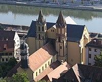 St. Burkard von der Festung Marienberg Wuerzburg-3.jpg
