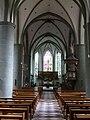 St. Laurentius Clarholz - Kirchenschiff.JPG