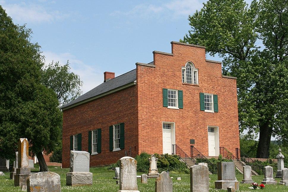 St. Paul%27s Episcopal Church, Point of Rocks, MD